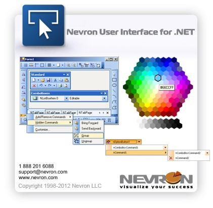 Nevron User Interface for .NET Q2_2007
