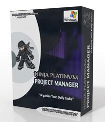 Ninja Platinum Project Manager