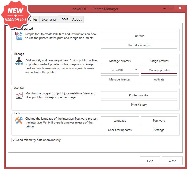 novaPDF Pro