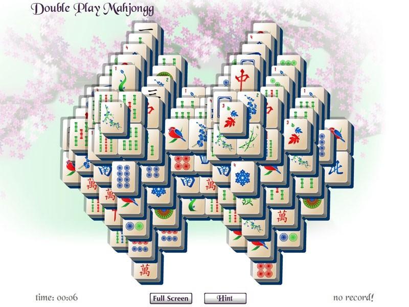 Online Jongg Double Play Mah
