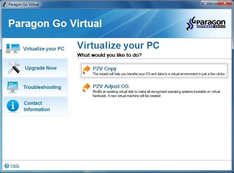 Paragon Go Virtual (32-bit)