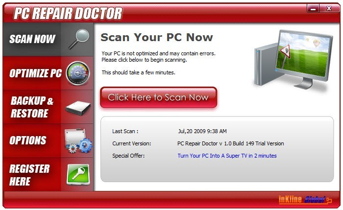 PC Repair Doctor