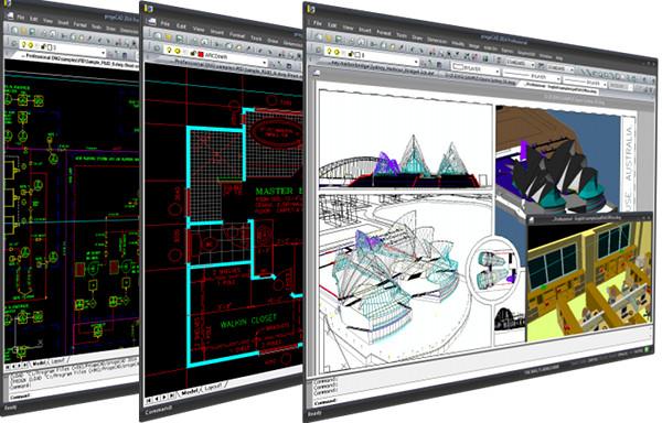 progeCAD 2014 Professional CAD Software