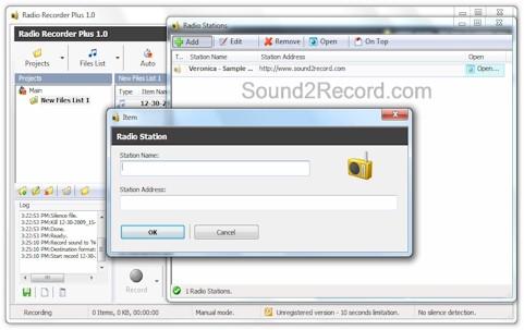 Radio Recorder Plus