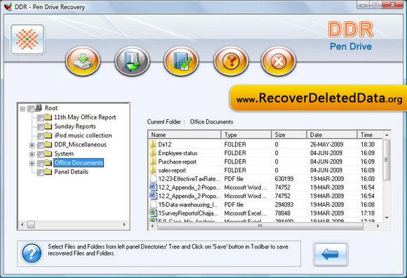 Recover Data Pen Drive