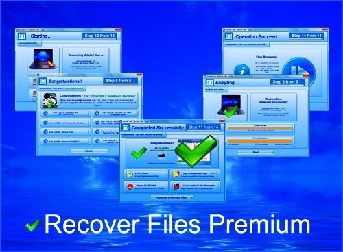 Recover Files from Camera
