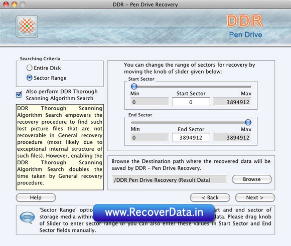 Recovery USB Mac