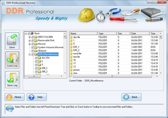 Software for Data Recovery