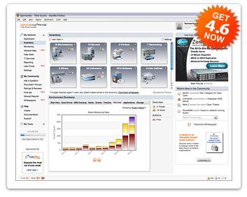 Spiceworks IT Management Desktop