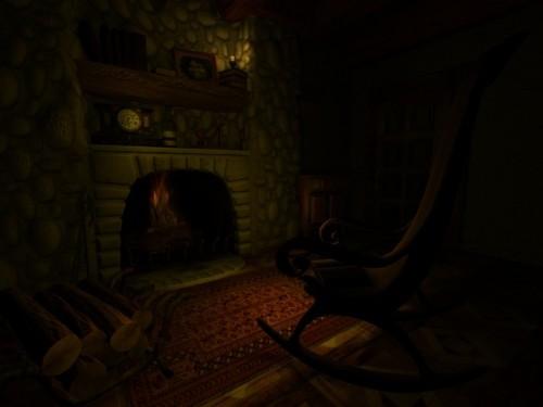 SS Fireplace - Animated Desktop ScreenSaver