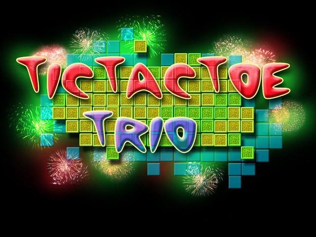 Tic Tac Toe Trio