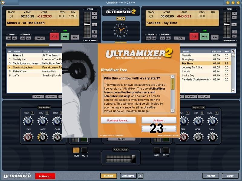 UltraMixer Free Edition