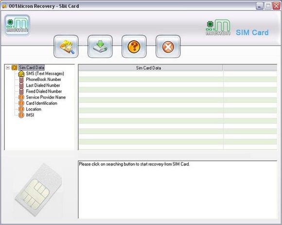 USB Sim Card Backup