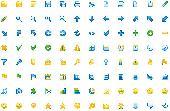 12x12 Free Toolbar Icons Screenshot
