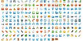 Screenshot of 16x16 Free Application Icons
