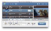 Screenshot of 1A AnyMP4 MP3 Converter for Mac Lifetime License