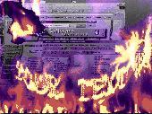 2004 FireMagic! Screensaver Screenshot