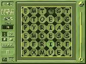 Screenshot of 2M Puzzles Letters