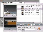 Screenshot of 3herosoft DVD Maker Suite for Mac