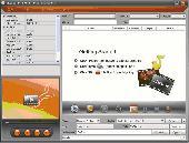 3herosoft DVD to DivX Converter Screenshot