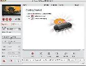3herosoft DVD to PSP Converter for Mac Screenshot