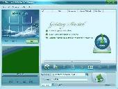 Screenshot of 3herosoft MP4 to DVD Burner