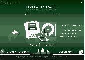 4Easysoft DVD to AVI Suite Screenshot