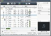 4Media DVD Audio Ripper for Mac Screenshot