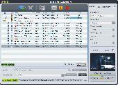 4Media MP4 Converter for Mac Screenshot