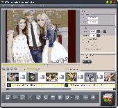 Screenshot of 4Media Photo Slideshow Maker