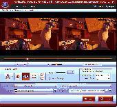 4Videosoft 3D Converter Screenshot