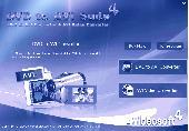 4Videosoft DVD to AVI Suite Screenshot