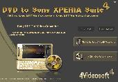 4Videosoft DVD to Sony Xperia Suite Screenshot