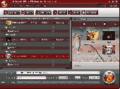 4Videosoft MPG to DVD Converter Screenshot