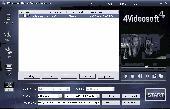 4Videosoft Sansa Video Converter Screenshot
