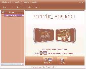 4Videosoft Transfert iPhone-PC Screenshot
