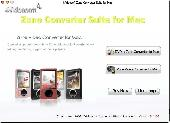 4Videosoft Zune Converter Suite for Mac Screenshot