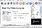 4Leaf iPod Video Converter Screenshot