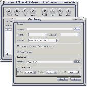 Screenshot of A-one DVD to MP3 Ripper Standard