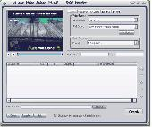 A-one Video Joiner Standard Screenshot
