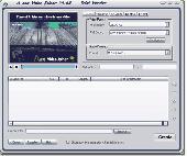 A-one Video Joiner Standard Screenshot