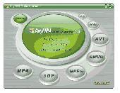 AnyMP4 Media Converter Screenshot