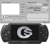Convert Movie/Video to PSP Screenshot