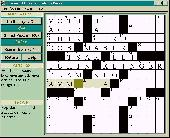 Crossword Express Screenshot