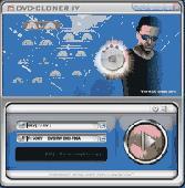 Screenshot of CSS DVD-Cloner IV