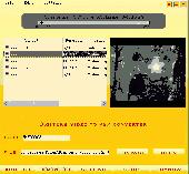 Digiters Video to PSP Converter Screenshot