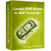 Screenshot of lenogo DVD Movie to 3GP Converter rapidity