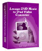 Lenogo DVD to iPod Converter Pro Screenshot