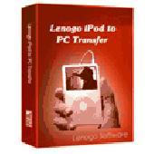 Screenshot of Lenogo iPod to PC Transfer rapidity
