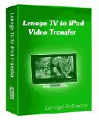 lenogo TV to iPod Video Transfer rapidity Screenshot